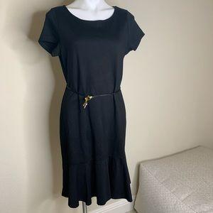 NWT Lauren Ralph Lauren Little Black Dress